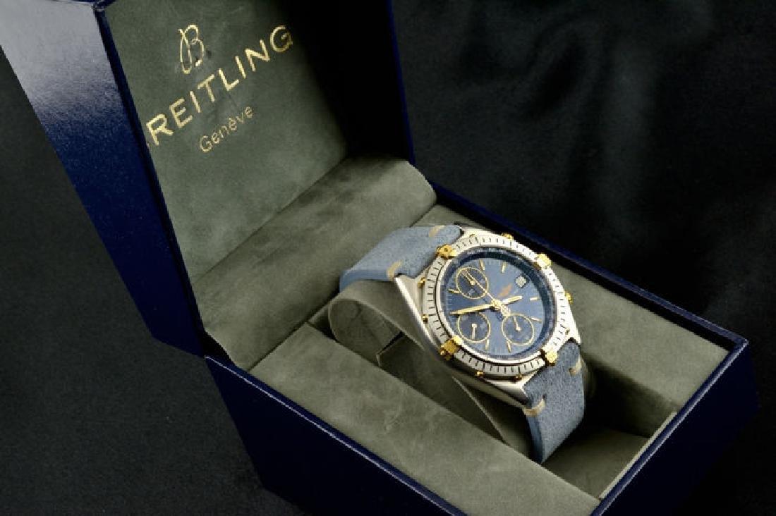 Beautiful Breitling Chronomat Automatic - 5