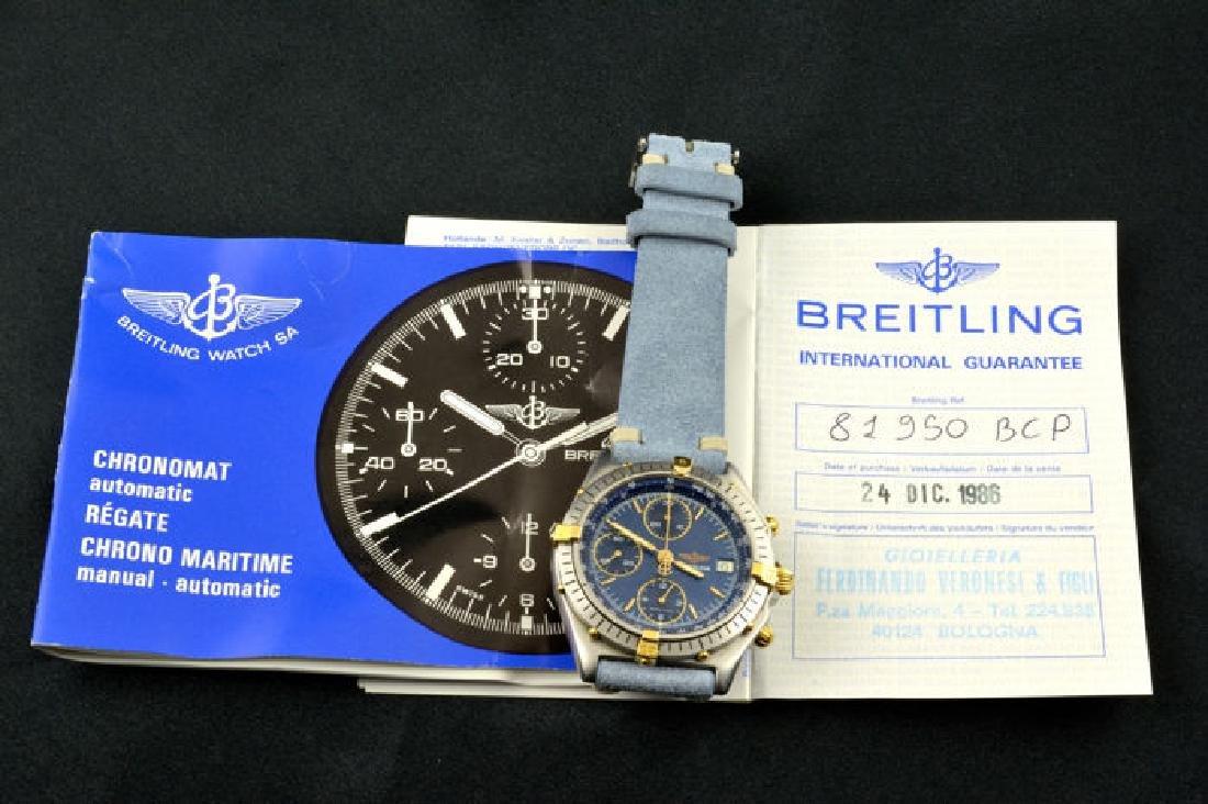 Beautiful Breitling Chronomat Automatic - 6