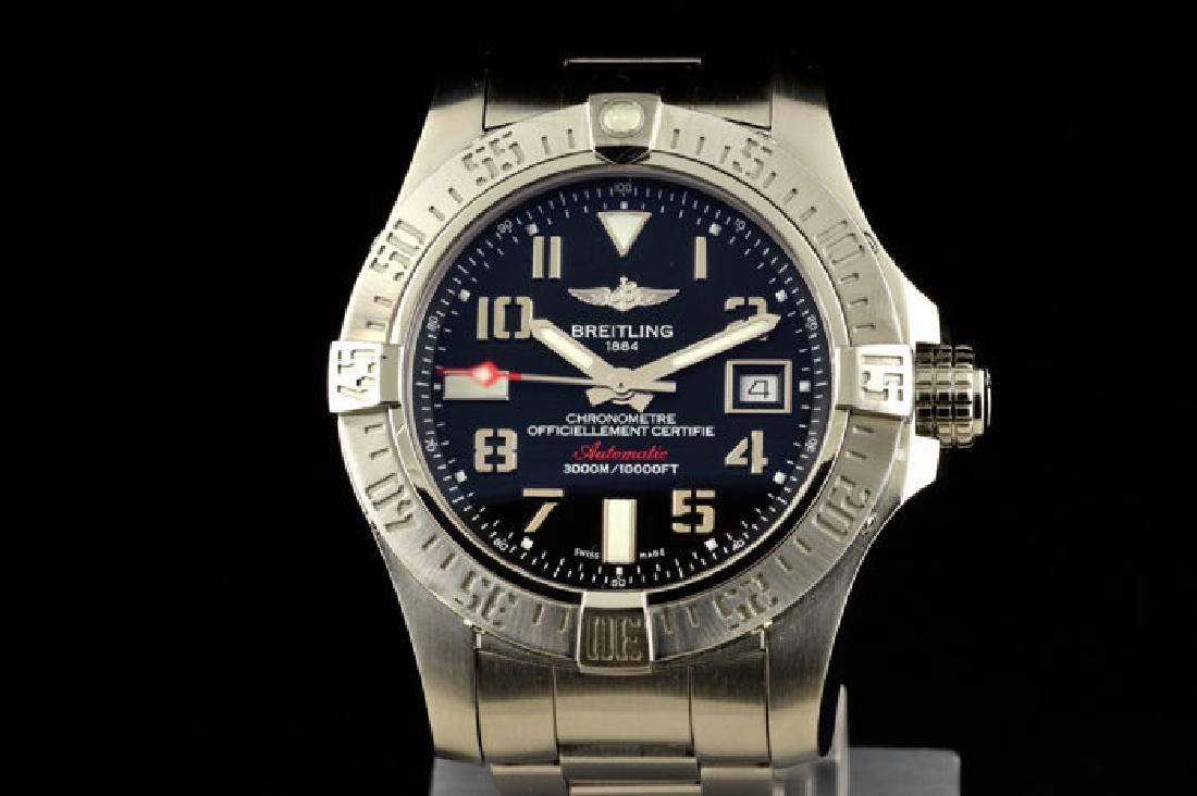 Breitling Chronometre Avenger Seawolf II