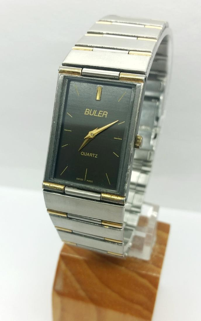 Buler - elegant wristwatch - 7304M - Women - 2000s - 2