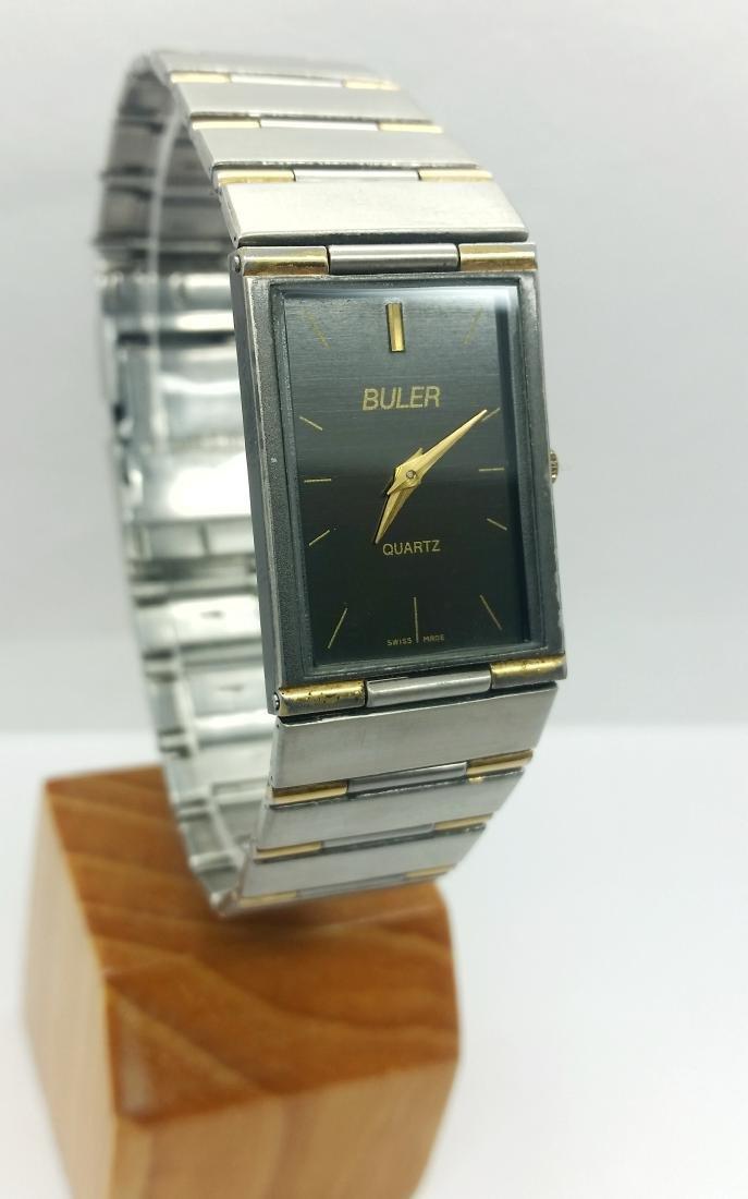 Buler - elegant wristwatch - 7304M - Women - 2000s - 3