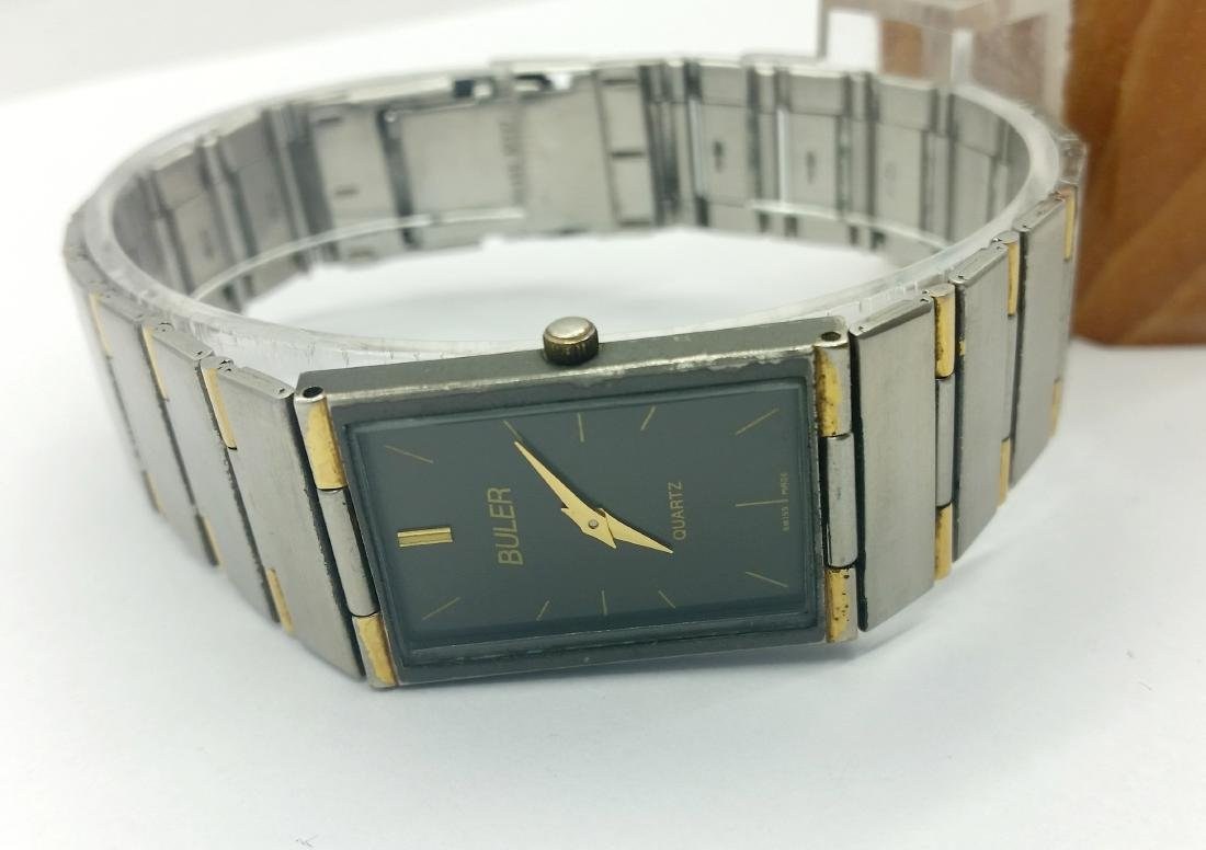 Buler - elegant wristwatch - 7304M - Women - 2000s - 7