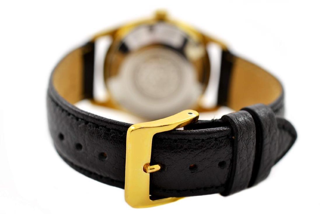 Bulova Classic Automatic Midsize Gold Plated Watch - 6