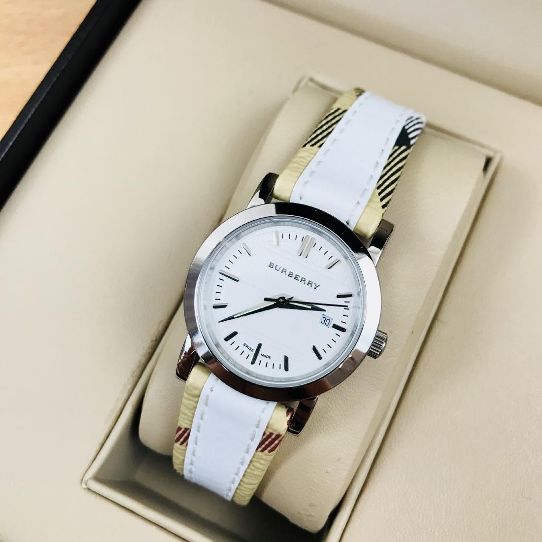 Burberry Swiss Made Classic Ladies Watch