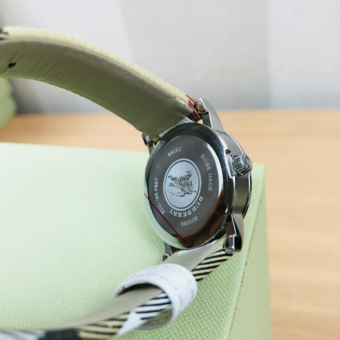 Burberry Swiss Made Classic Ladies Watch - 6
