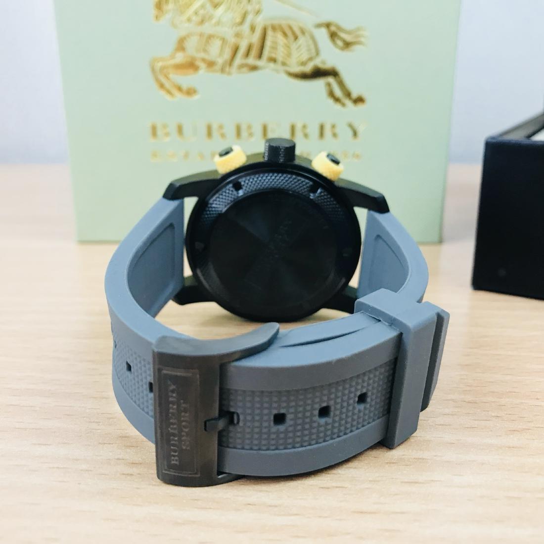 Burberry Endurance Swiss Made Men's Chronograph Watch - 6