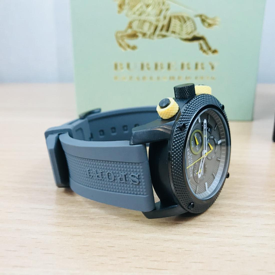 Burberry Endurance Swiss Made Men's Chronograph Watch - 8