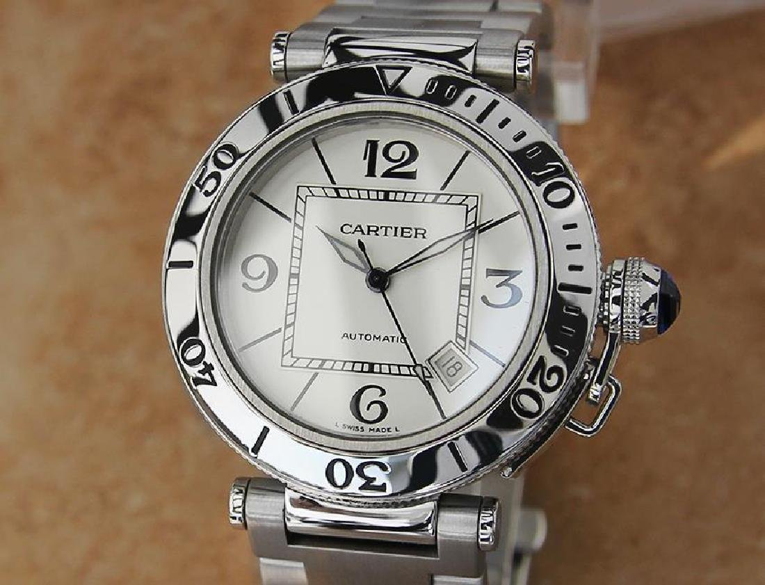 Cartier Pasha 2790 Swiss Made 40mm Swiss Made Men's