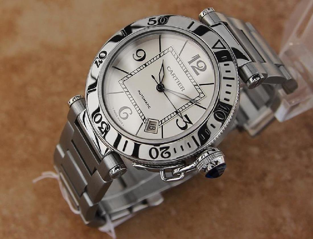 Cartier Pasha 2790 Swiss Made 40mm Swiss Made Men's - 2