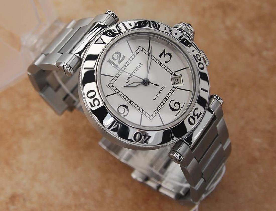 Cartier Pasha 2790 Swiss Made 40mm Swiss Made Men's - 3