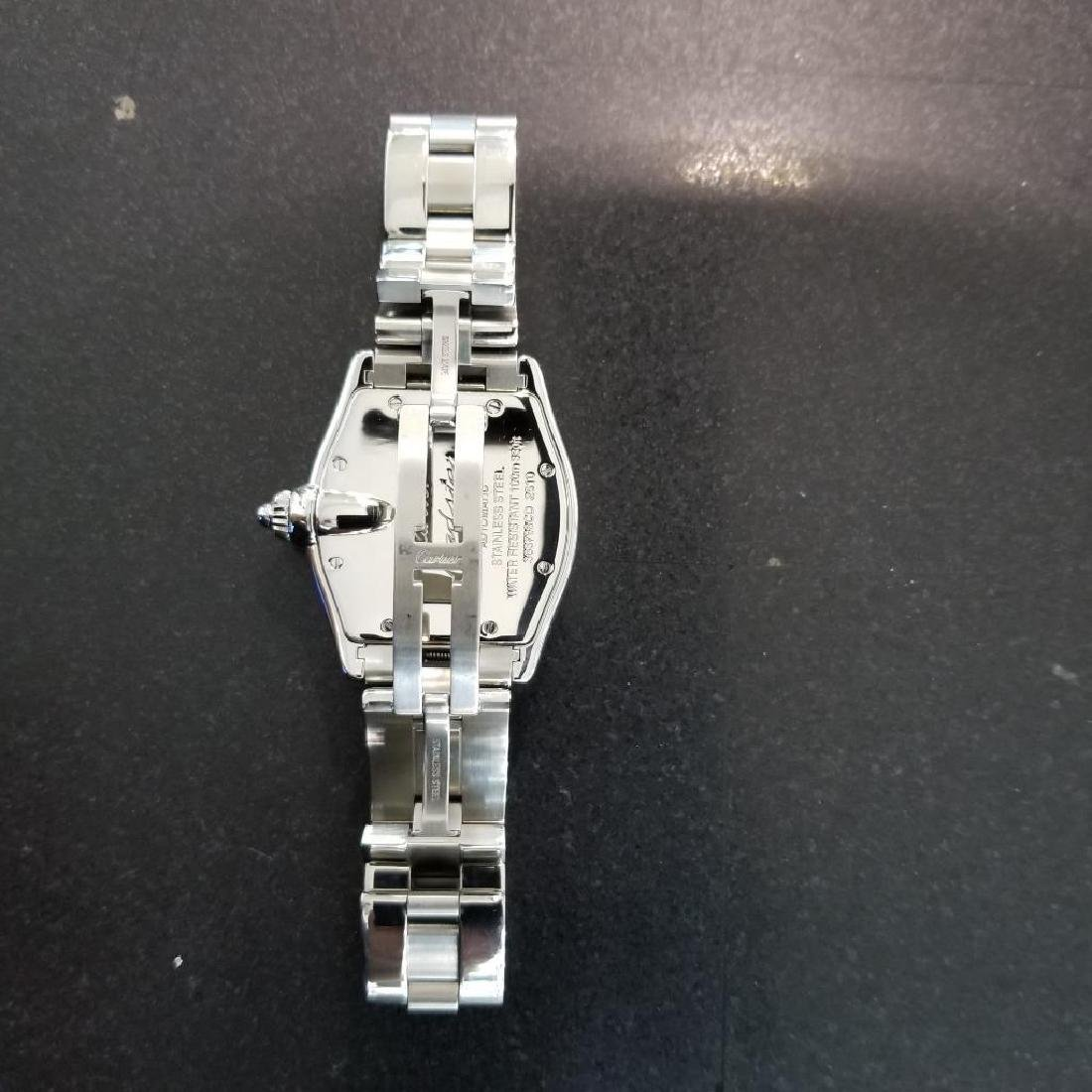 Cartier Roadster Mens Automatic Stainless 38mm Date - 7