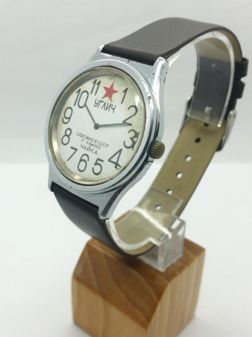CHAiKA Russian manual winding wristwatch - 2