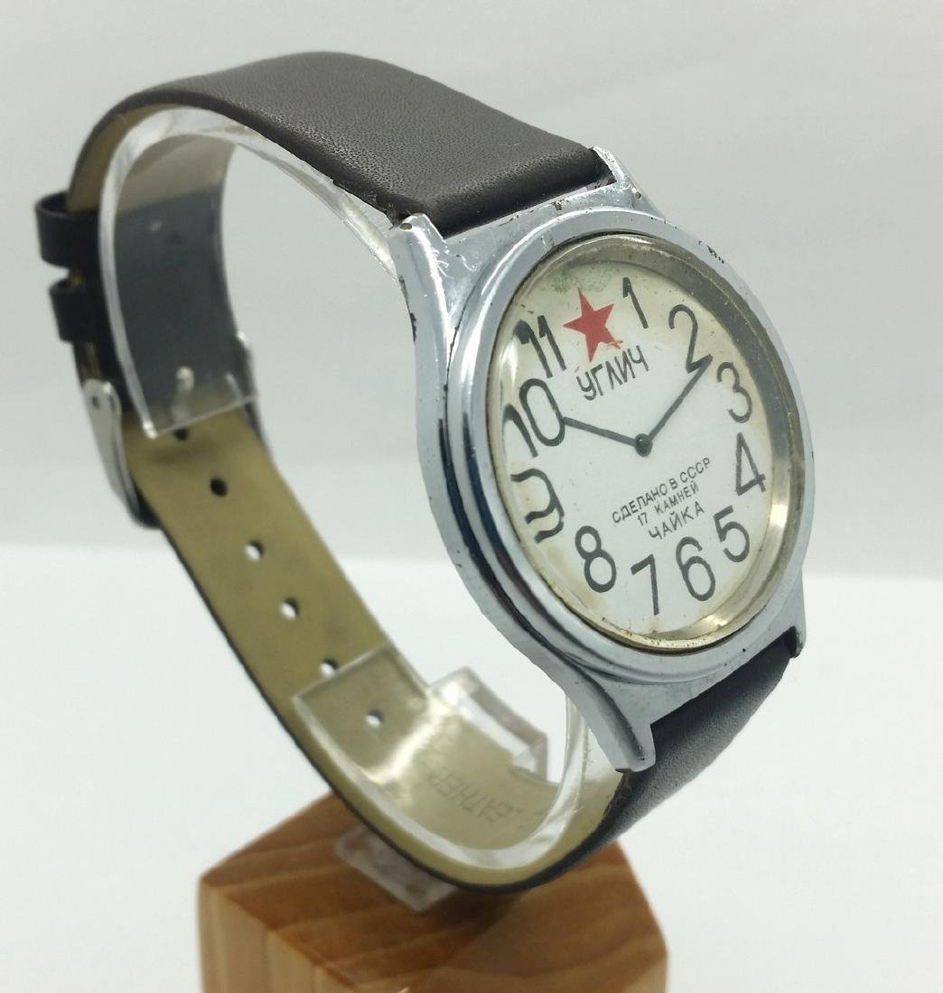 CHAiKA Russian manual winding wristwatch - 3