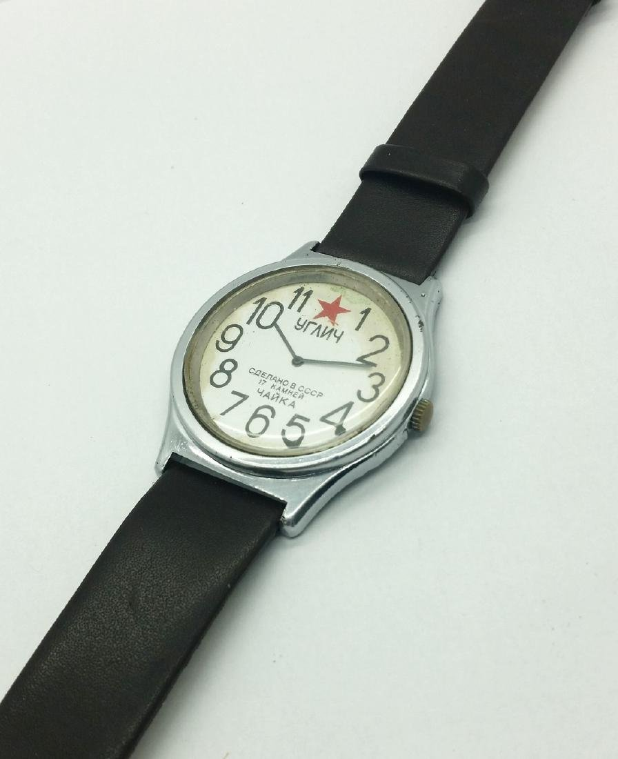 CHAiKA Russian manual winding wristwatch - 8