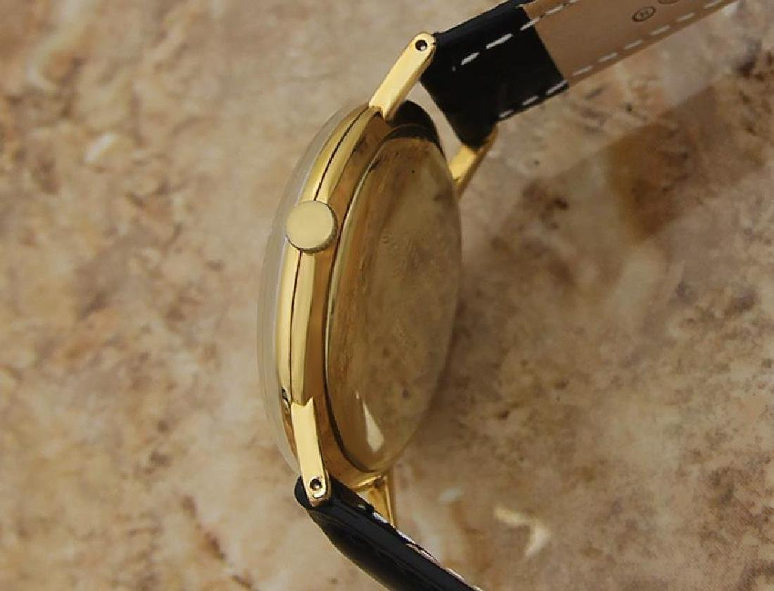 Citizen DeLuxe 1960s Mens Classic Gold Plated Manual - 4