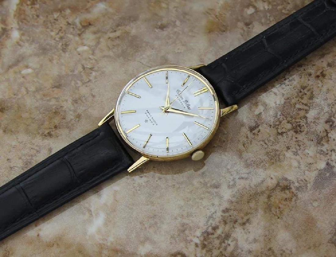 Citizen DeLuxe 1960s Mens Classic Gold Plated Manual - 6