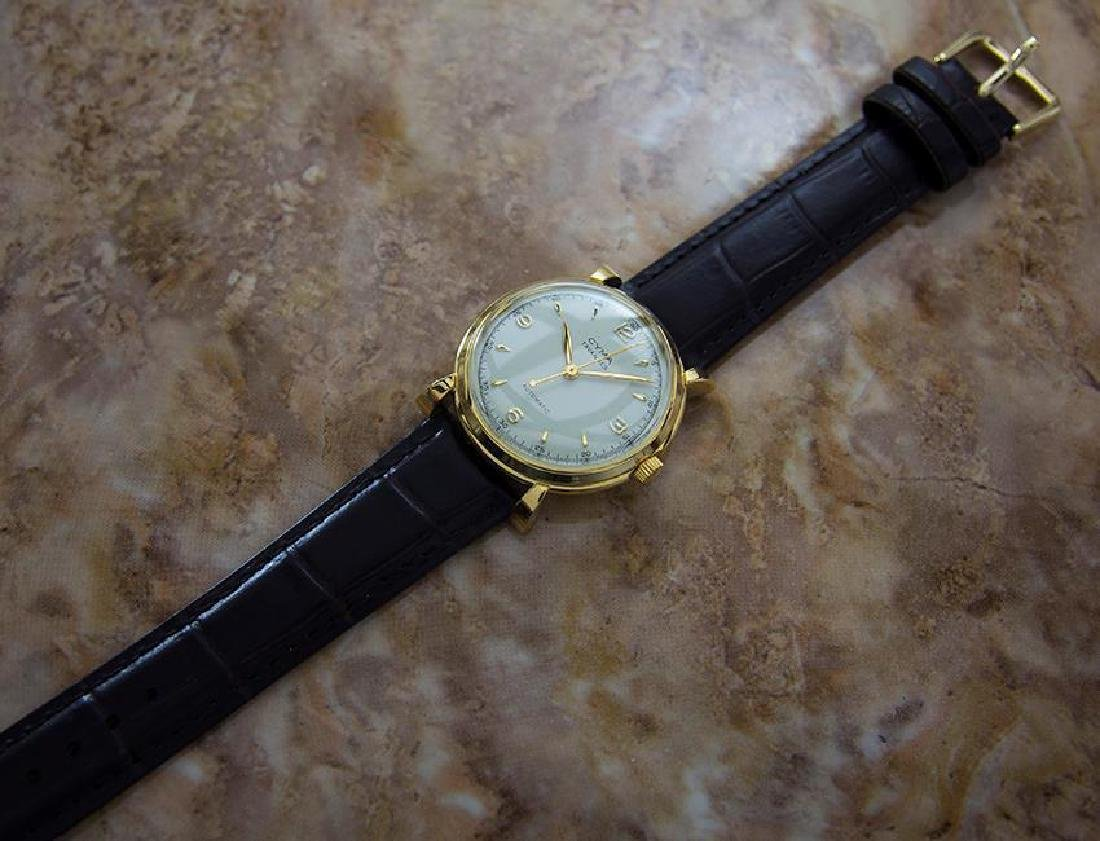 Cyma Swiss Made Bumper 33mm Automatic 1960s Vintage - 6