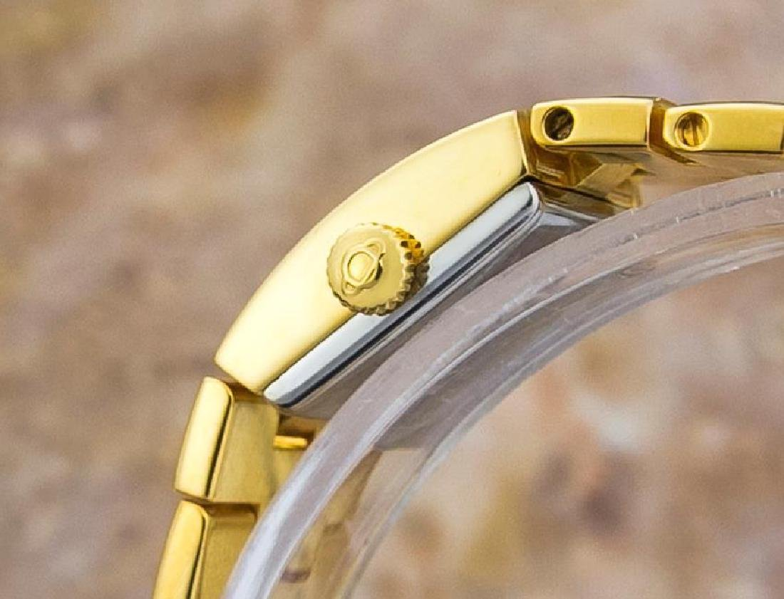 Enicar Vintage Rare Swiss Lady Gold Plated Manual - 5