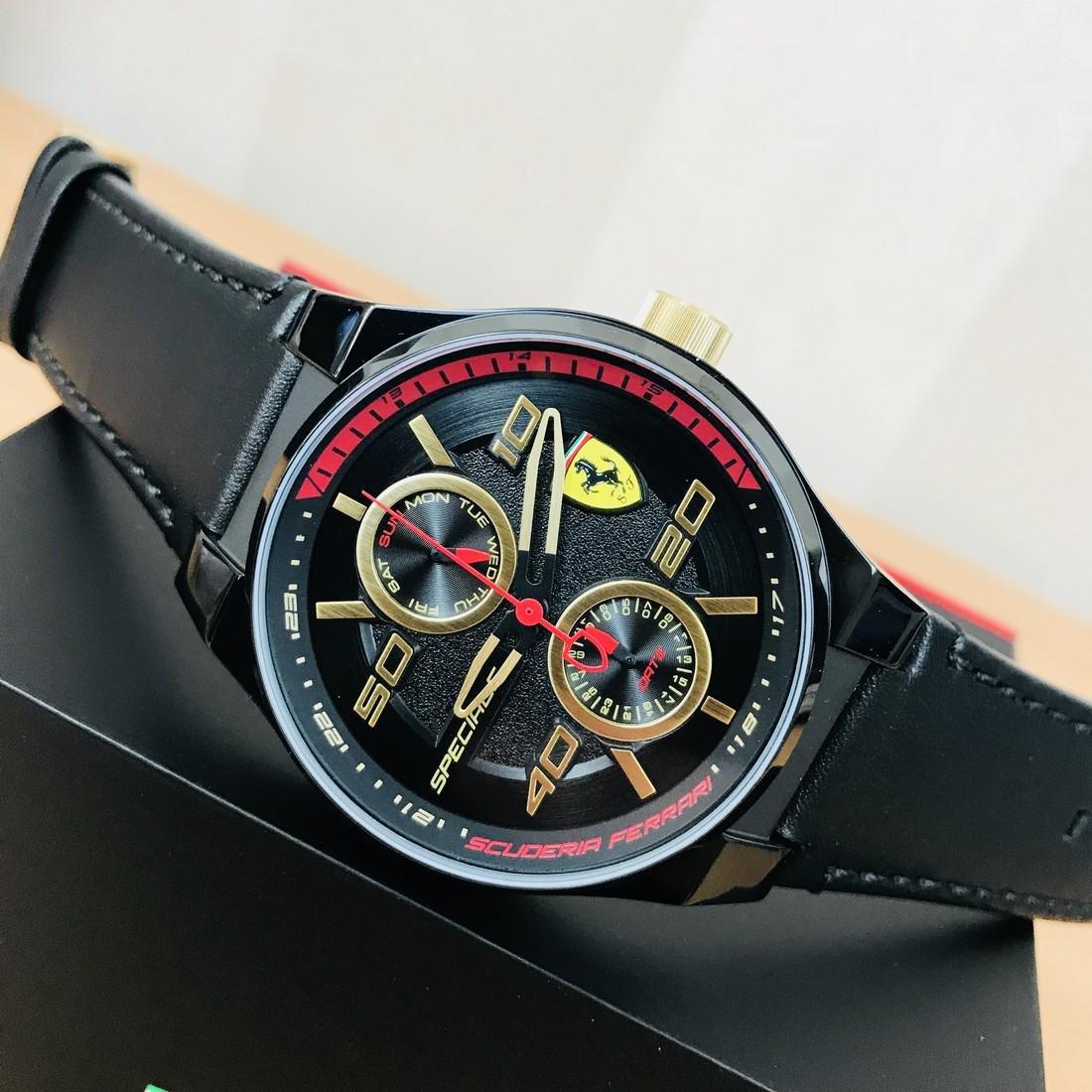 Scuderia Ferrari SPECIALE MULTI Men's Watch