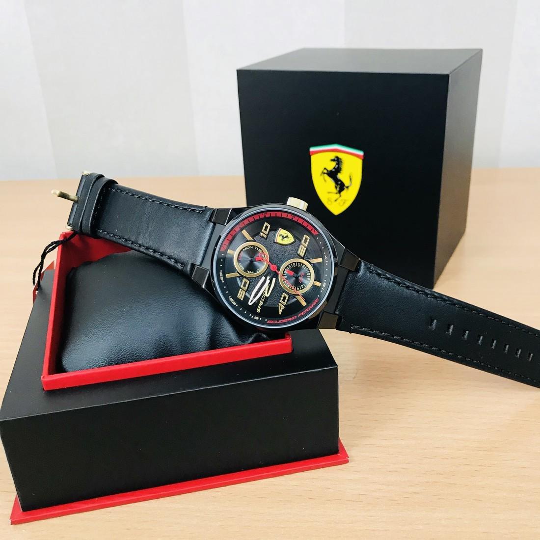 Scuderia Ferrari SPECIALE MULTI Men's Watch - 2