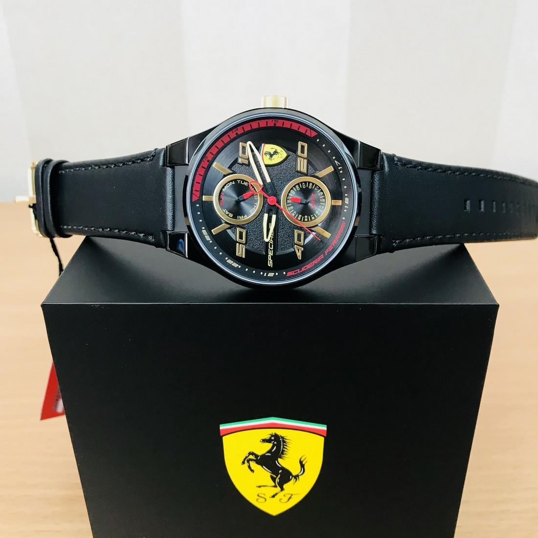 Scuderia Ferrari SPECIALE MULTI Men's Watch - 3