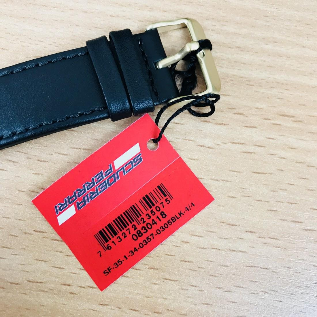 Scuderia Ferrari SPECIALE MULTI Men's Watch - 8
