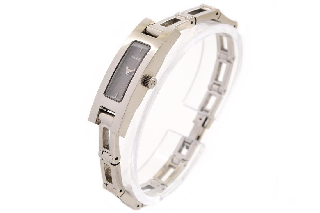 Vintage Gucci 3900L Stainless Steel Womens Petite - 7