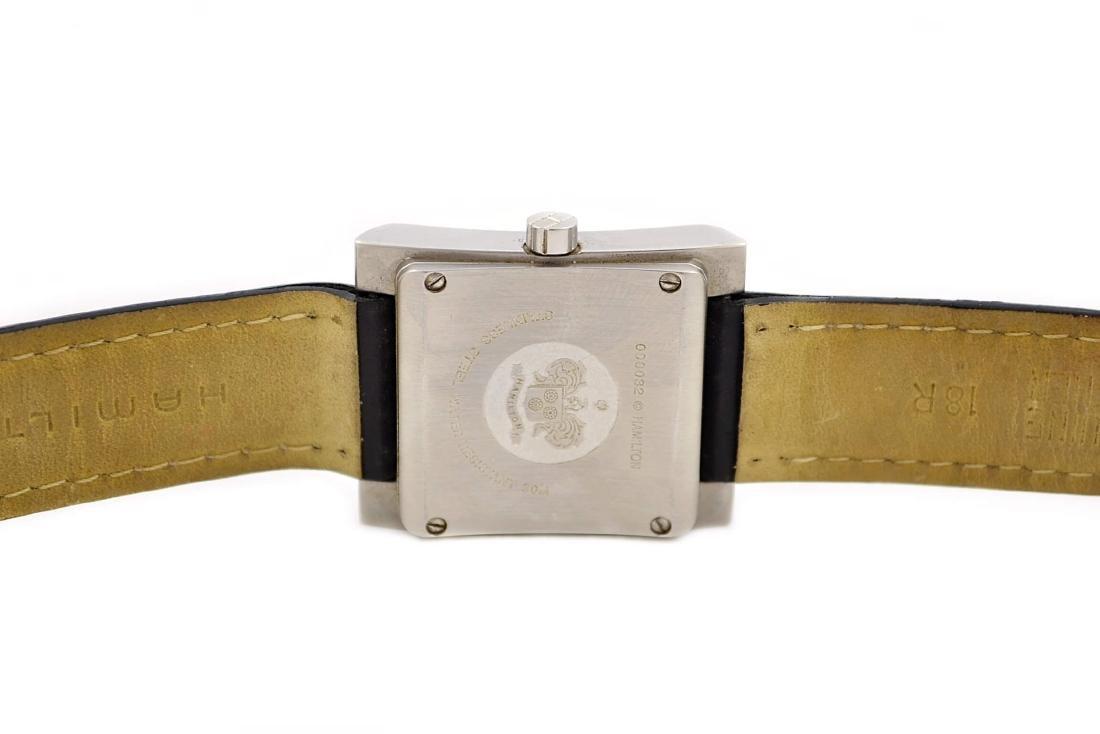 Hamilton 000032 Quartz Stainless Steel Midsize Watch - 4