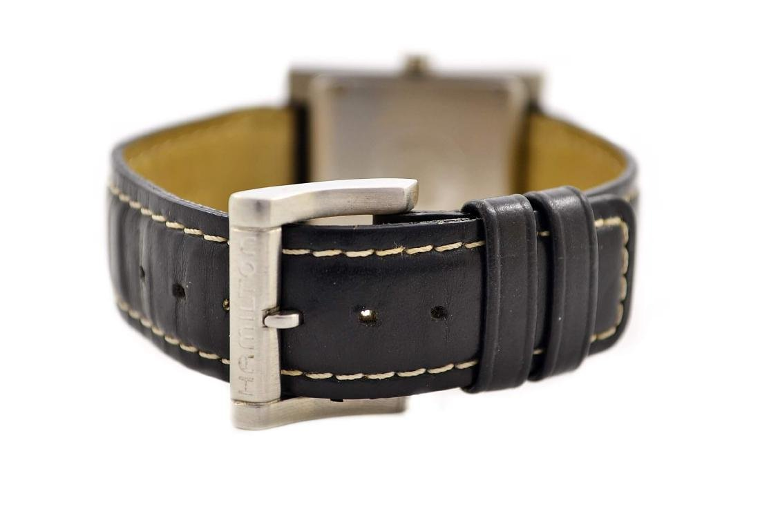 Hamilton 000032 Quartz Stainless Steel Midsize Watch - 6