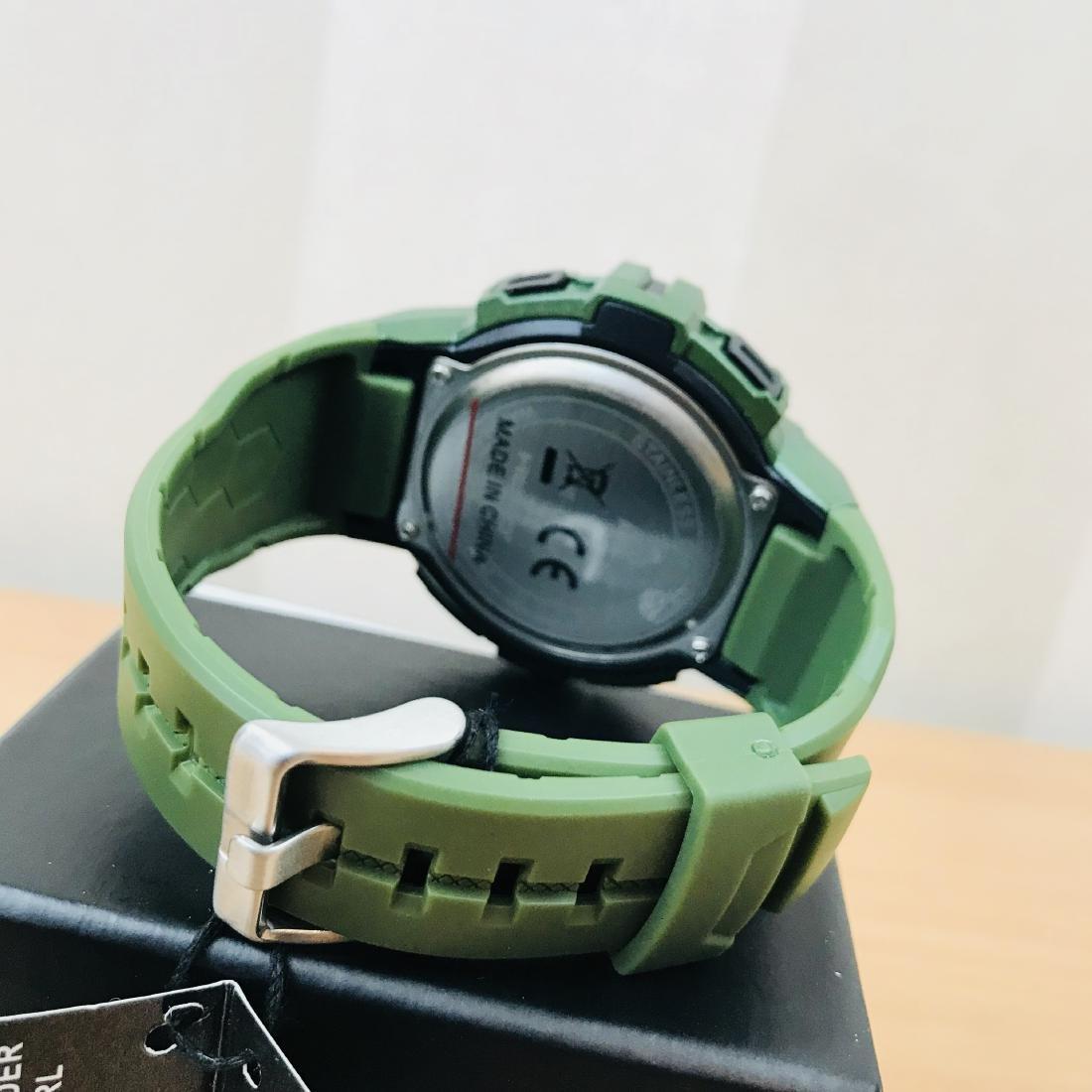 HEAD Super G Green Multifunctional Watch - 3