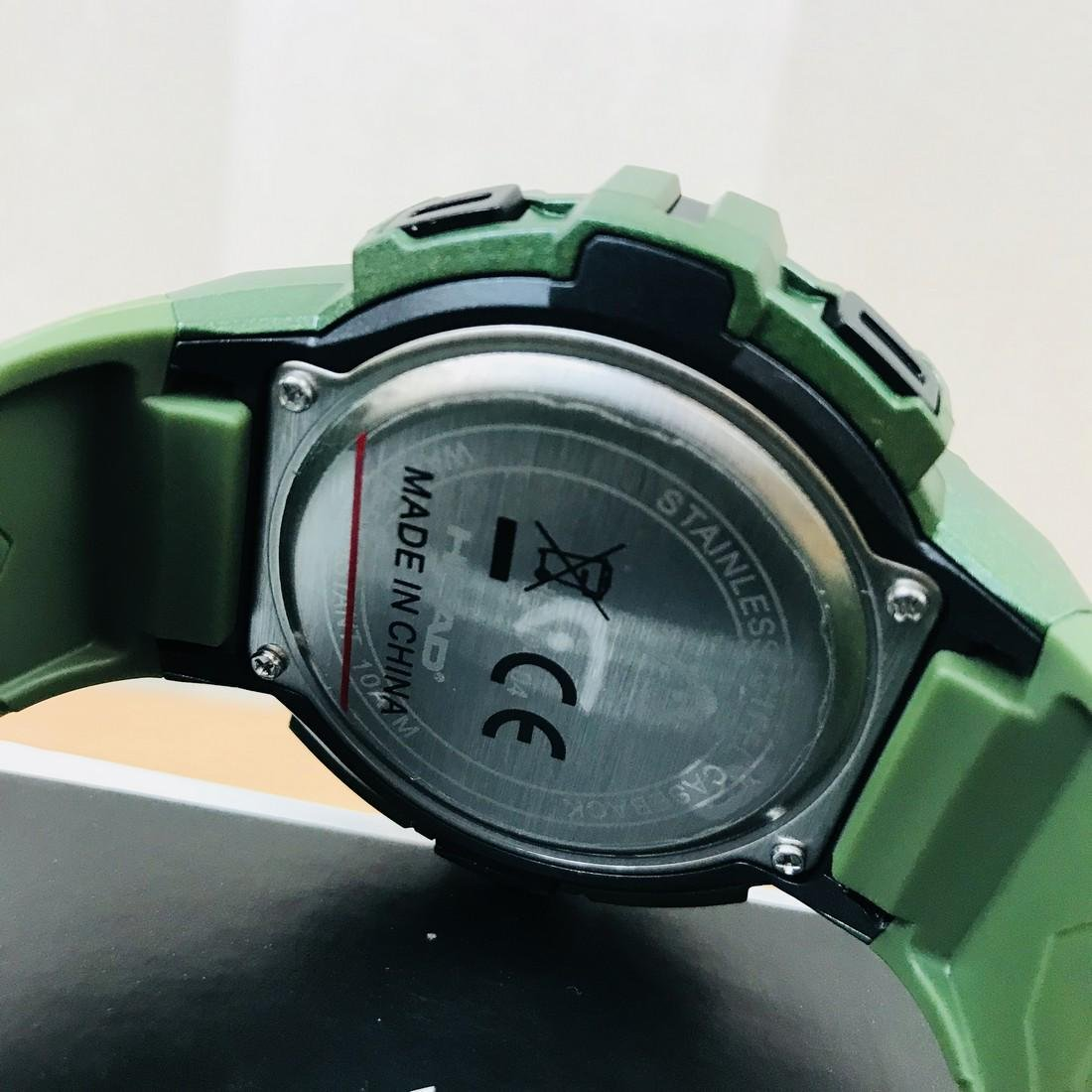 HEAD Super G Green Multifunctional Watch - 4