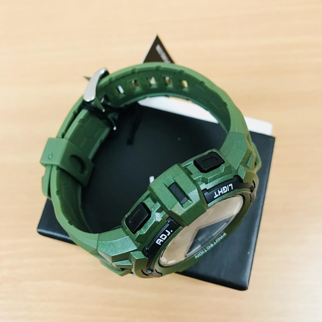 HEAD Super G Green Multifunctional Watch - 6