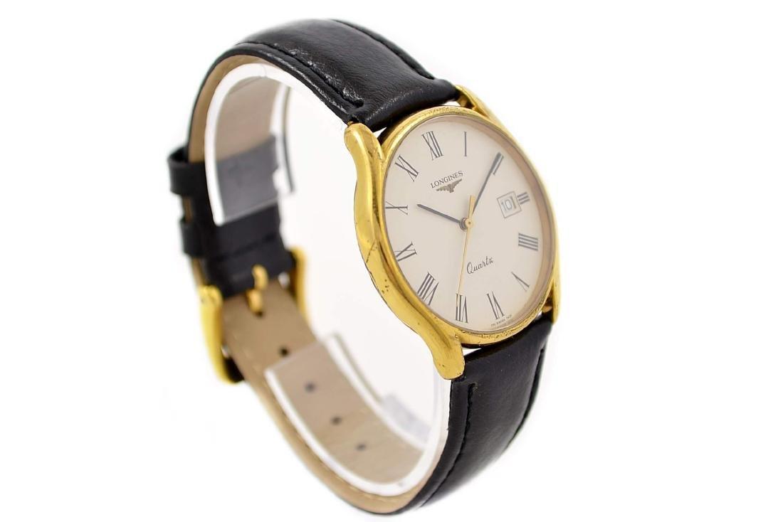 Vintage Longines Le Grandes Classiques Gold Plated - 2