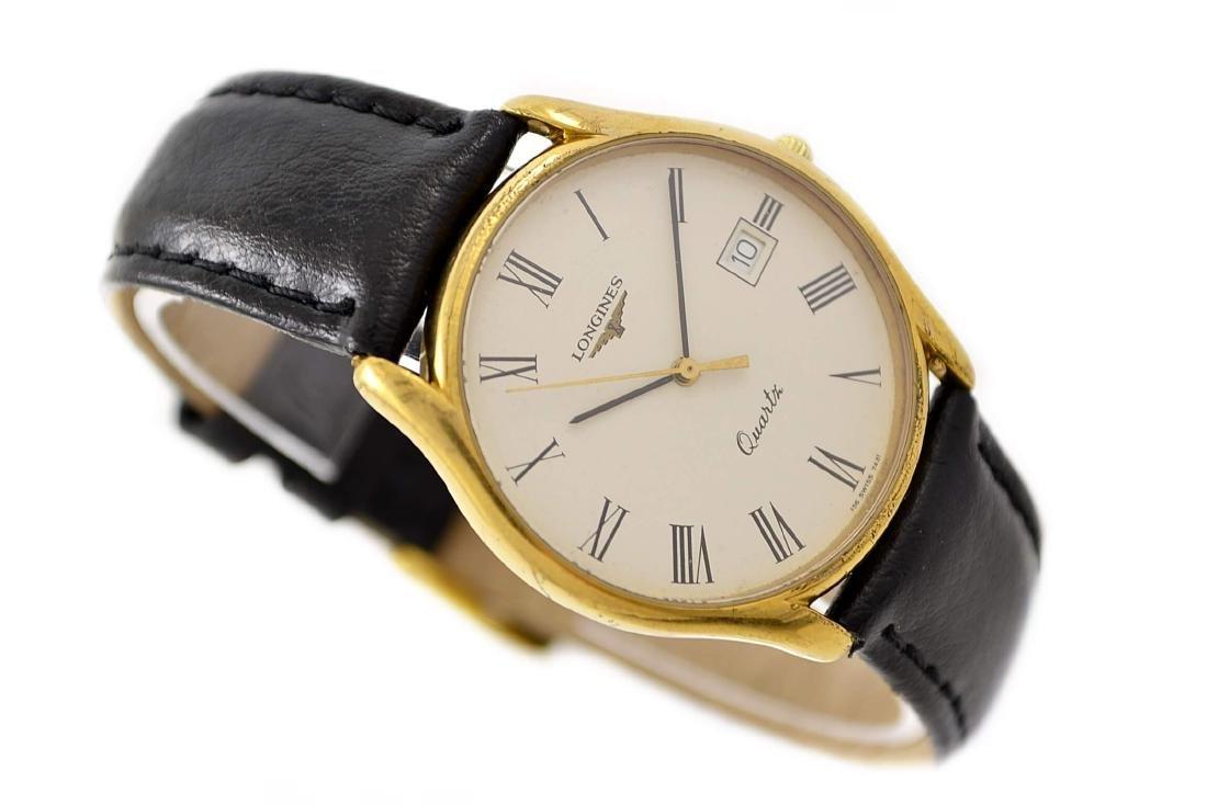 Vintage Longines Le Grandes Classiques Gold Plated - 3