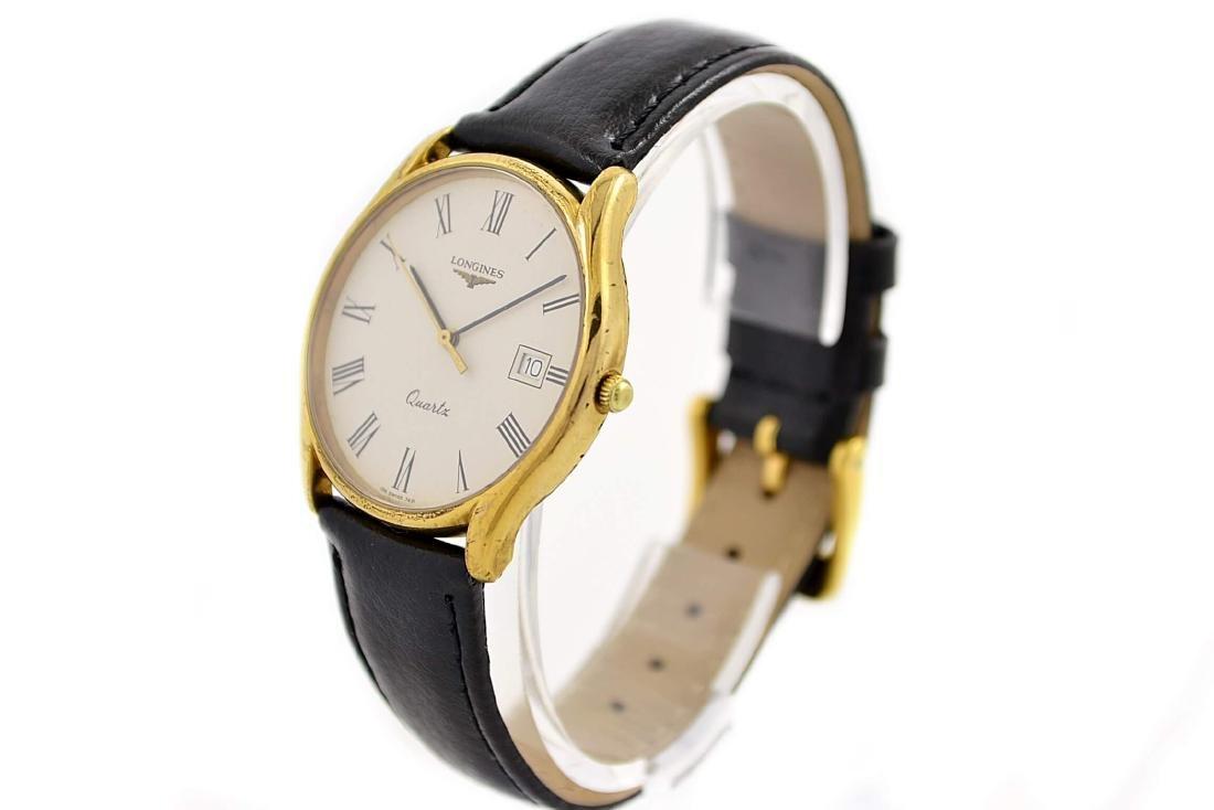 Vintage Longines Le Grandes Classiques Gold Plated - 7
