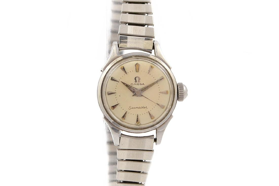 Vintage Omega Seamaster Cal.252 Hand Wind Stainless