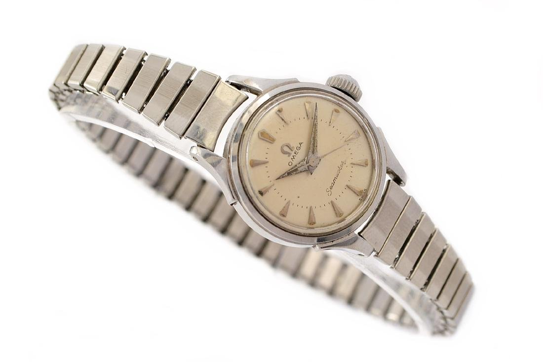 Vintage Omega Seamaster Cal.252 Hand Wind Stainless - 3