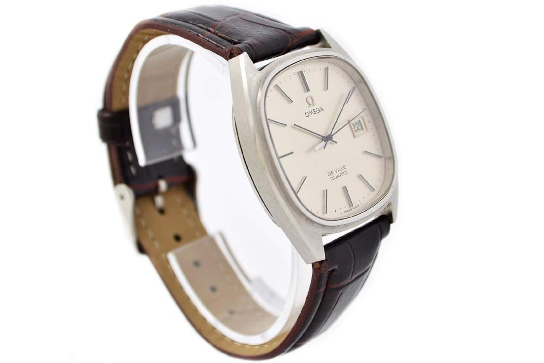 Omega De Ville Cal.1342 Quartz Midsize Dress Watch - 2