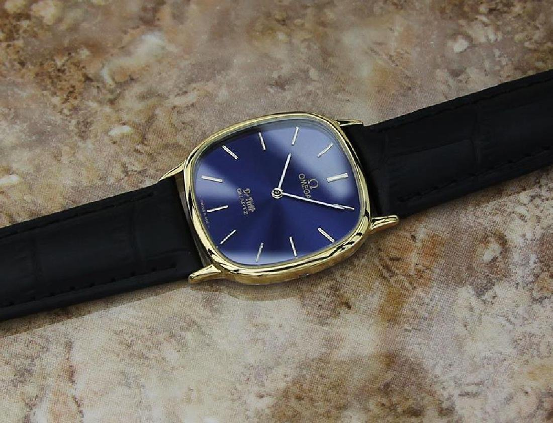 Omega Deville Swiss Made Precision Accuset 1980s Quartz - 6