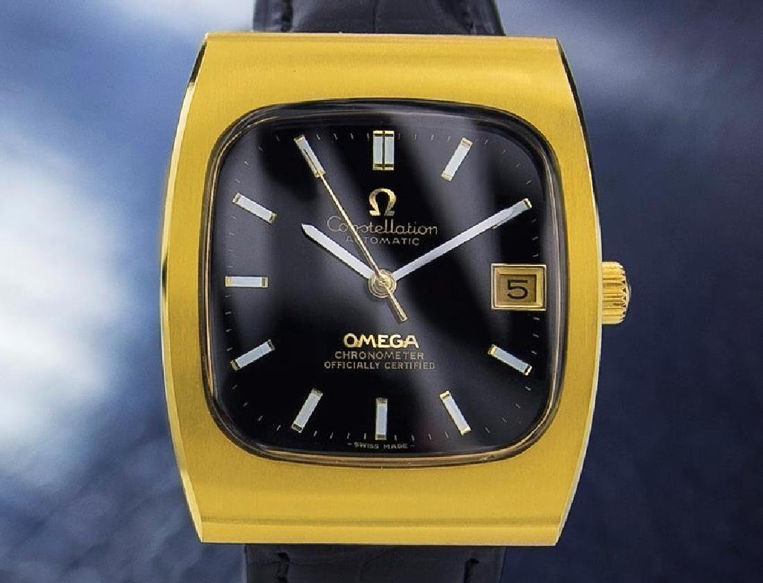 Omega Constellation 1960s Automatic Swiss Made Gold