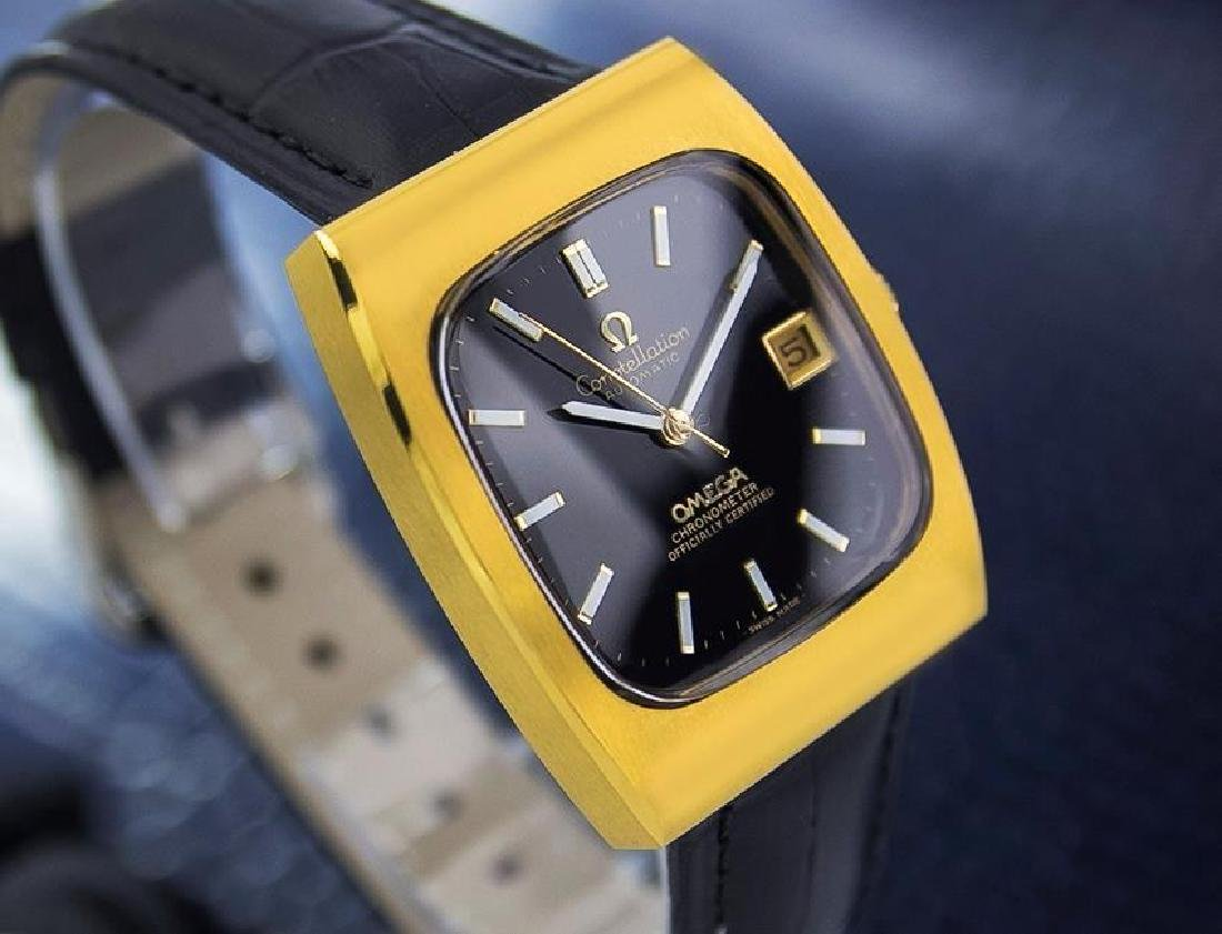 Omega Constellation 1960s Automatic Swiss Made Gold - 3