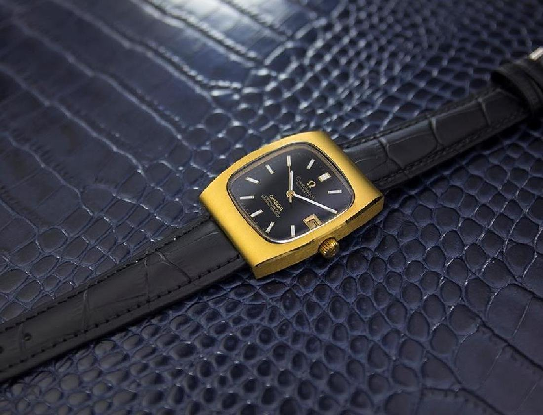 Omega Constellation 1960s Automatic Swiss Made Gold - 8