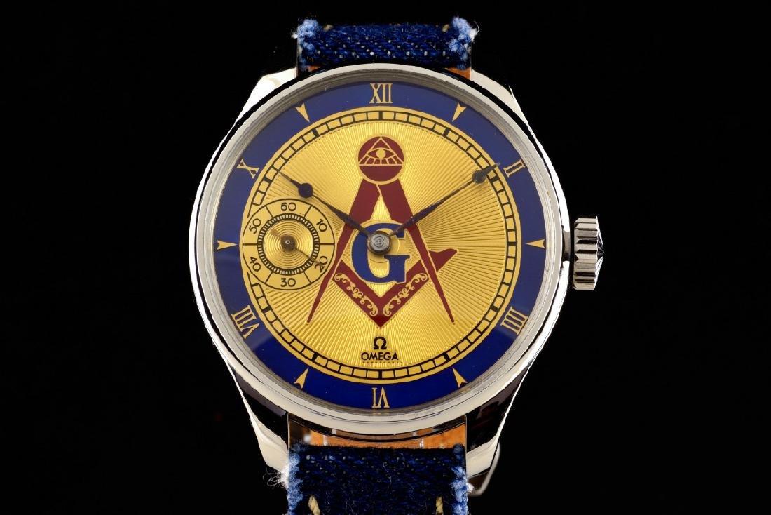 Excellent Omega Masonic