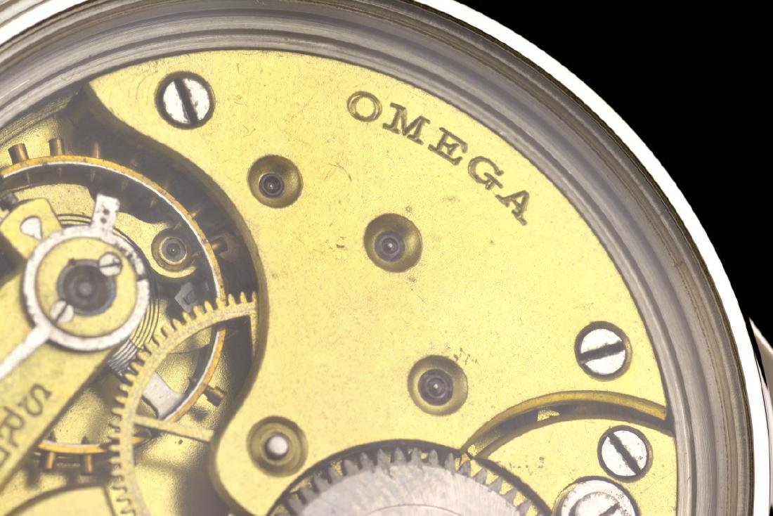 Excellent Omega Masonic - 8