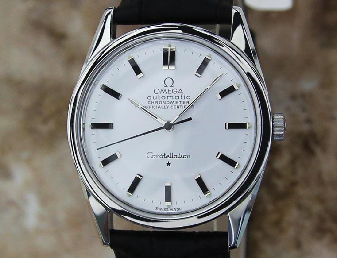 Omega Constellation Swiss Made 1960s Automatic