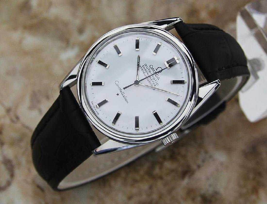 Omega Constellation Swiss Made 1960s Automatic - 2