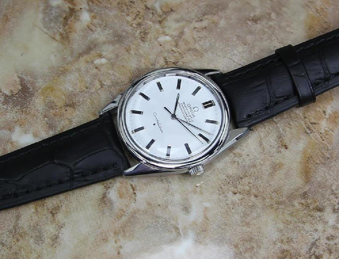 Omega Constellation Swiss Made 1960s Automatic - 6