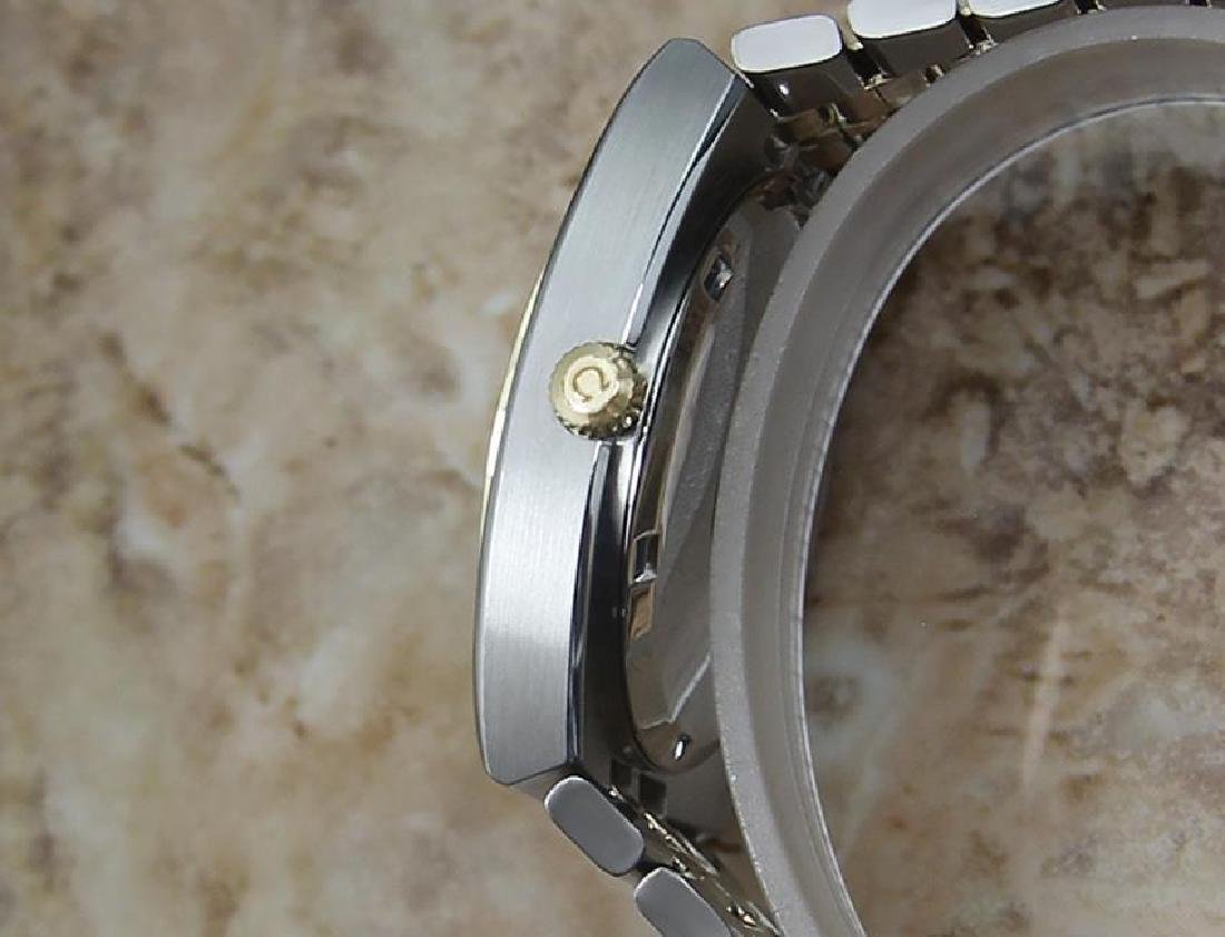 Omega Constellation 36mm Automatic Gold and Steel - 4