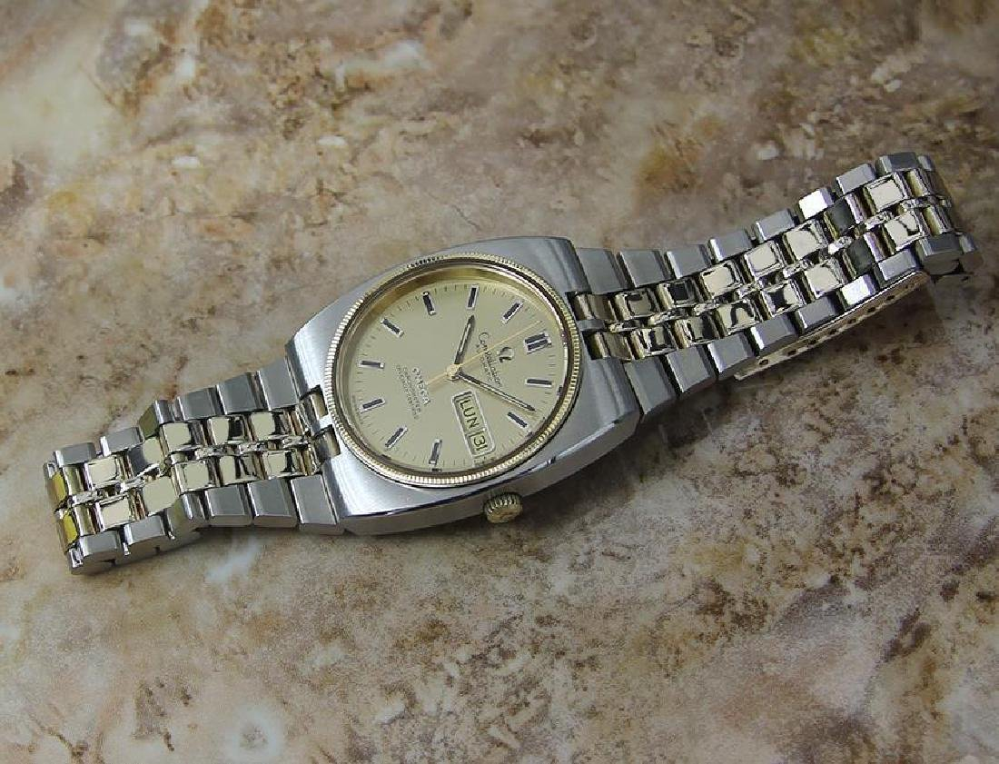 Omega Constellation 36mm Automatic Gold and Steel - 5