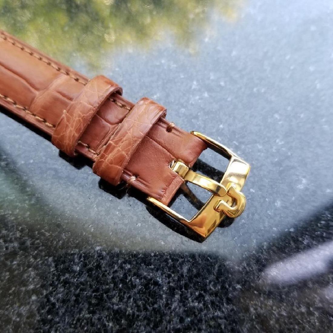Omega Seamaster Vintage 1960s 14k Gold Filled Swiss - 8